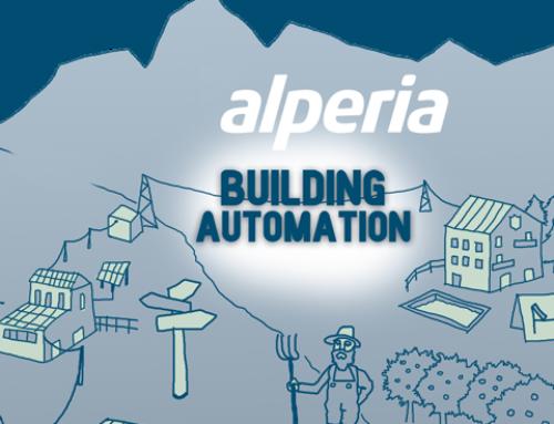 Innovazione in Alperia